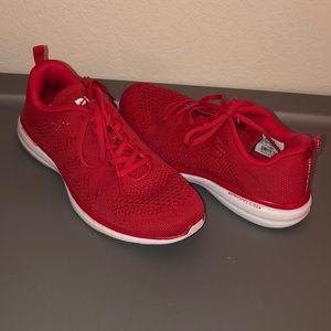 APL Techloom Red Sneakers 9.5